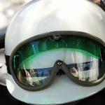 ミラー・ヘルメットの規定